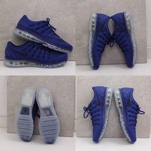 NEW Nike Air Max 2016 Mens 13 Blue $190 NIB